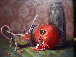 Bitter Sweet Pomegranate