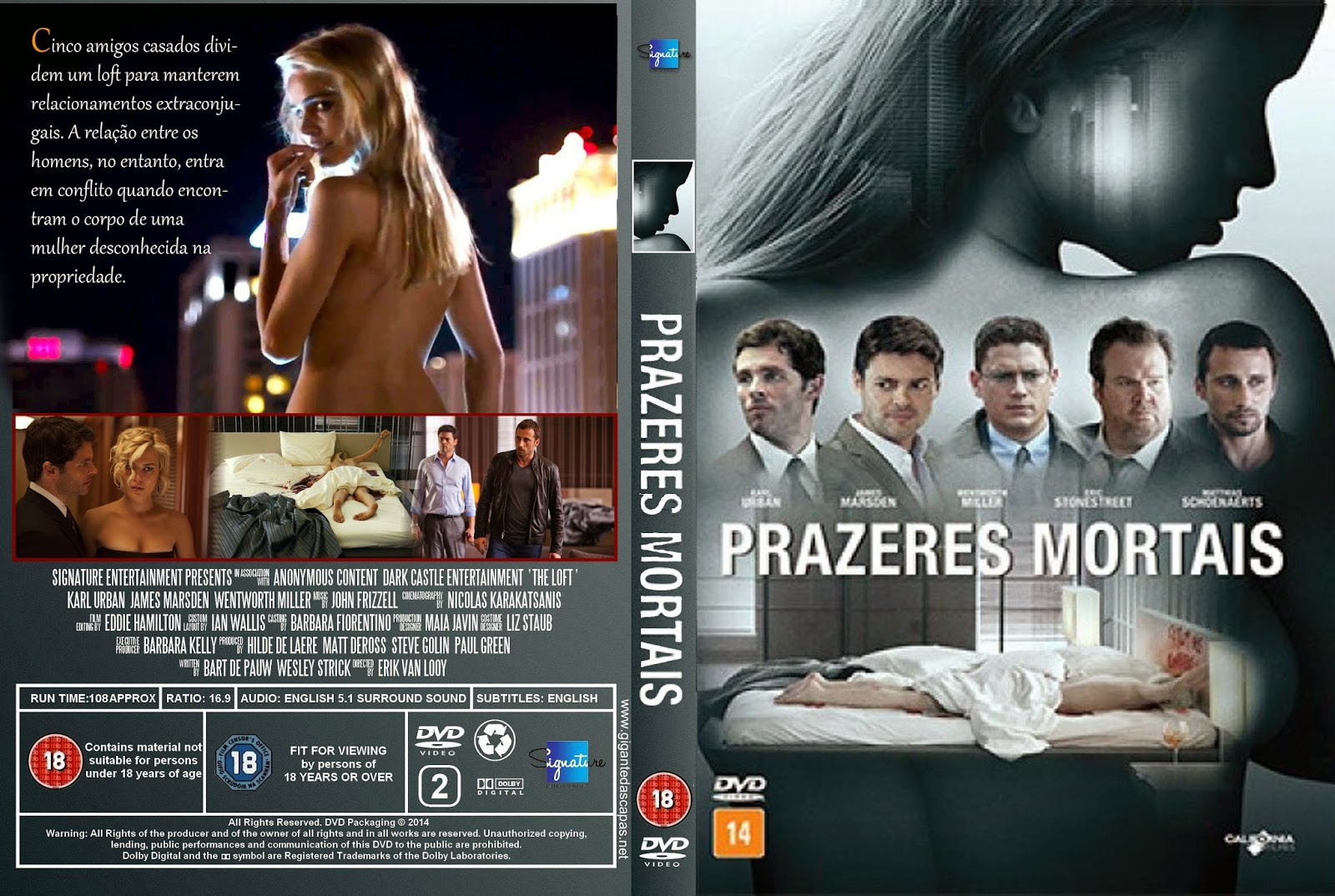 Download Prazeres Mortais DVD-R Prazeres 2BMortais
