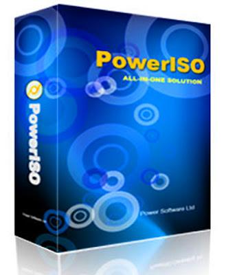 Power iso 5.2 ( Latest Version )