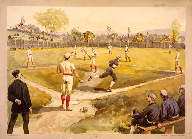 a history of baseball The number one site for baseball history through pictures and words welcome baseball history fans, baseball memorabilia enthusiasts, and baseball collectors.