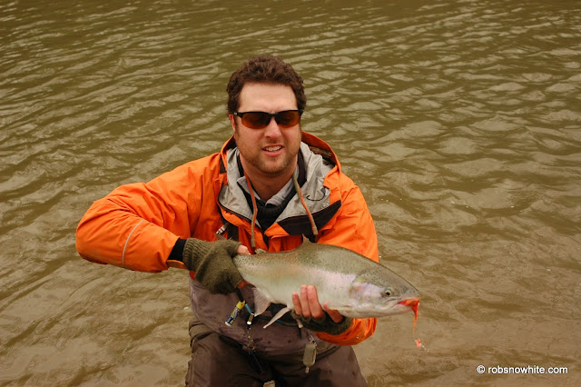 Fly fishing podcasts s01e32 fly fishing for ohio steelhead for Fly fishing podcast