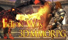 Faction Wars 3D MMOPRG