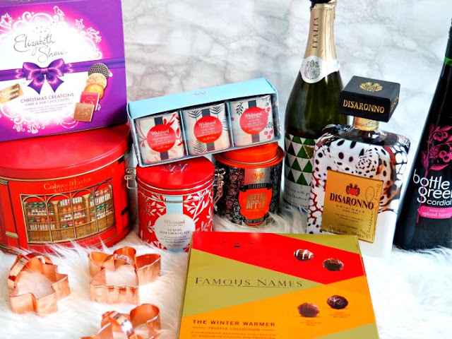 christmas gift guide: food and drink