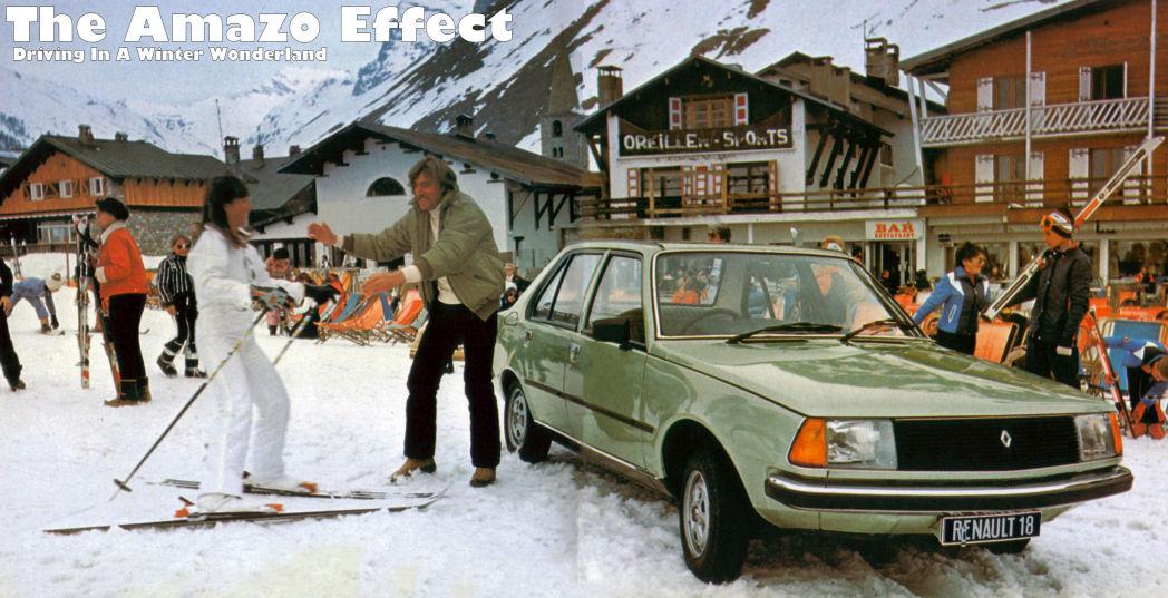 The Amazo Effect