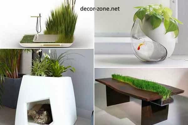 Top Ten Creative Interior Flowerpots With Further Functions