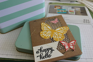 Pro tips for making the most of your Stampin' Up! Tin of Cards kit!