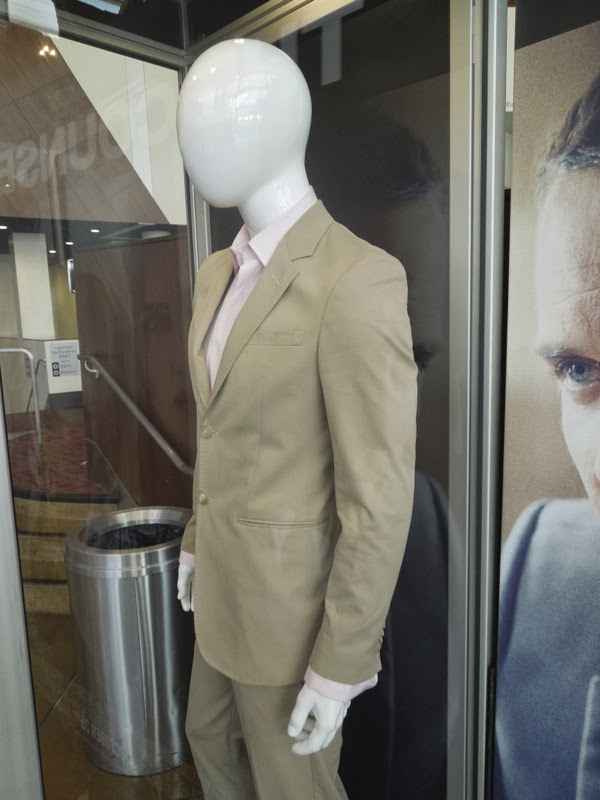 The Counselor movie costume