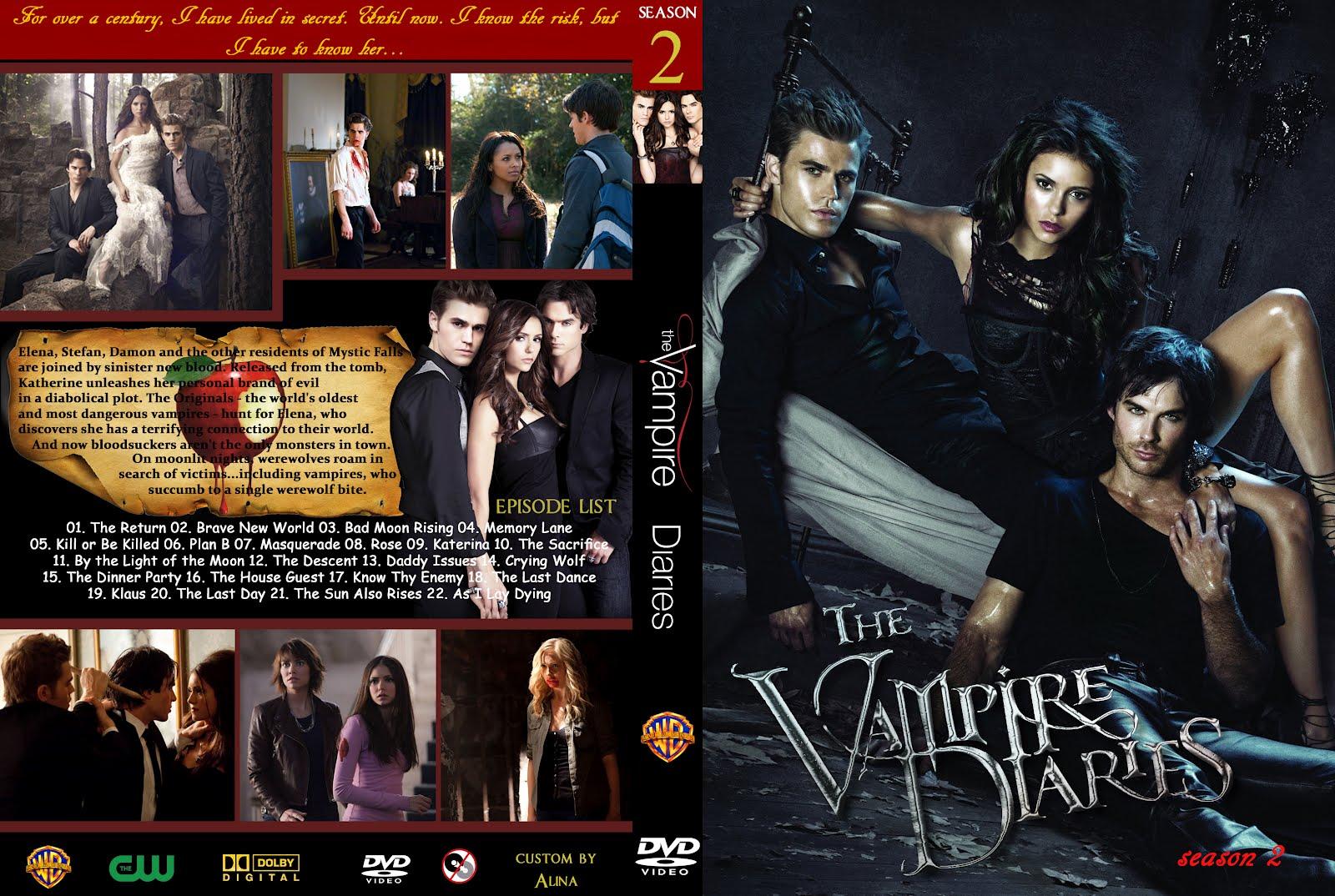 смотреть 3 сезон дневники вампира смотреть онлайн