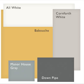 New Paint Scheme From Farrow And Ball The Designer Insider