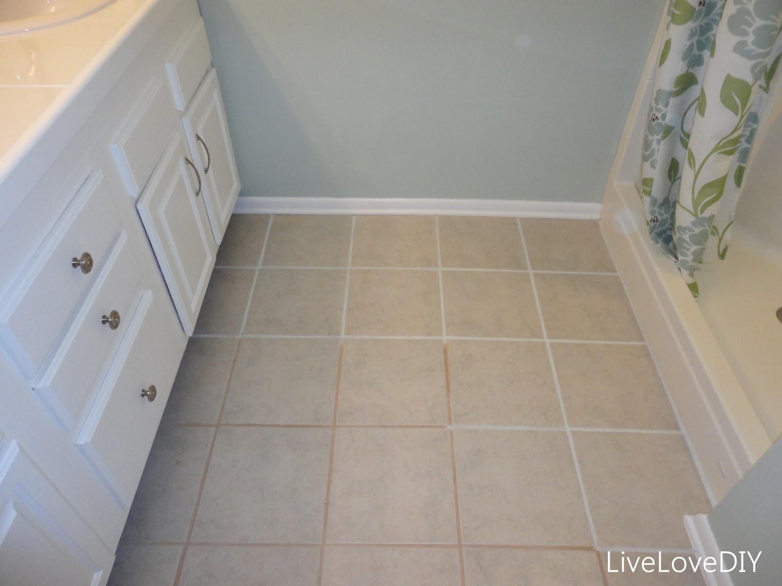 Paint old tile bathroom - Paint Old Tile Bathroom 38