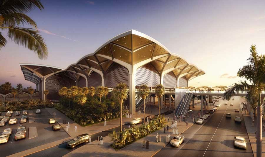 The Haramain High Speed Rail project