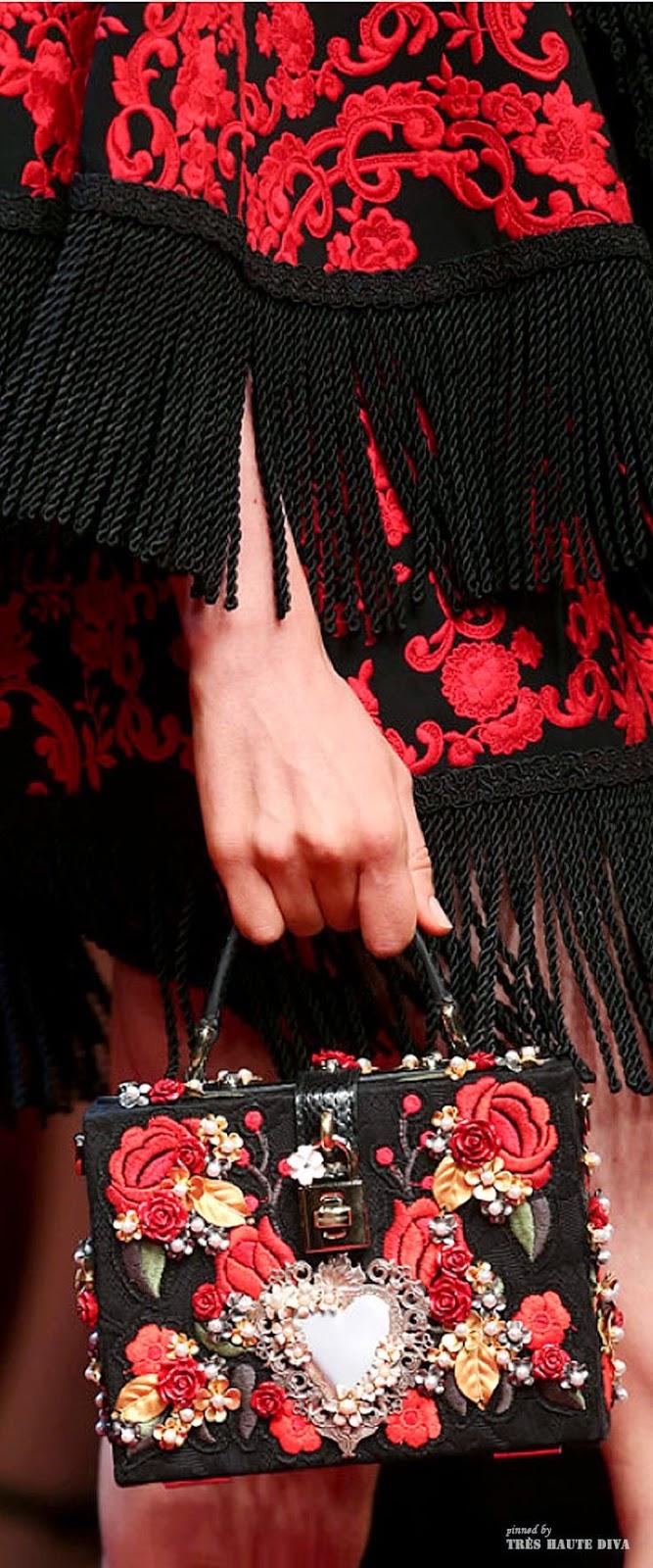Tendências moda primavera-verão 2015 malas com aplicações