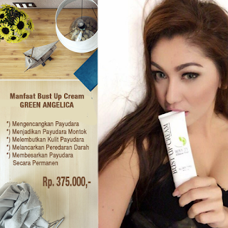 Pembesar Payudara | Green ANgelica | Cara Membesarkan Payudara Tanpa Operasi | Cream Pembesar Payudara | Pembesar Payudara DR. Susan