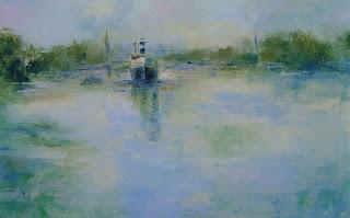 Barco en el Guadalquivir - Balbin