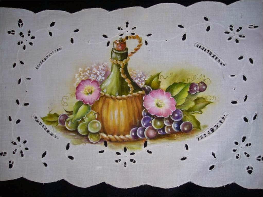 Dora inacio algunos proyectos de la revista pintura - Pintura en tela motivos navidenos ...