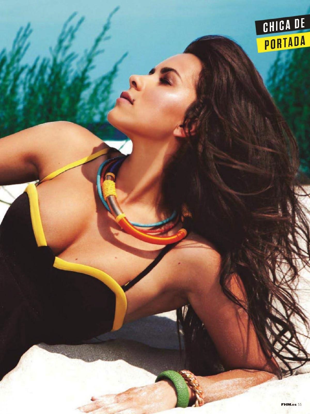 Inna – FHM Magazine (Spain)