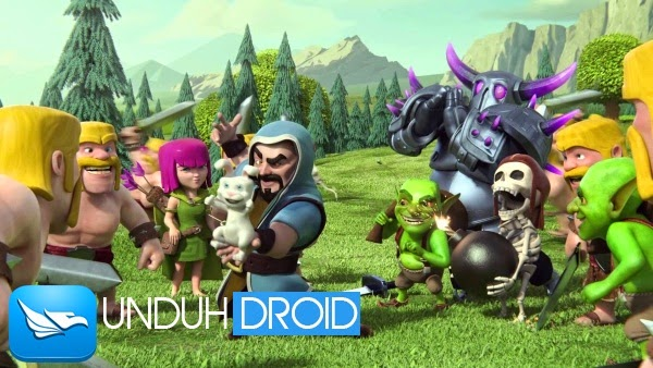 Kumpulan Video Clash of Clans Terlucu