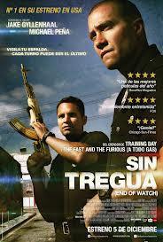 Ver Online: Sin tregua (End of Watch) 2012