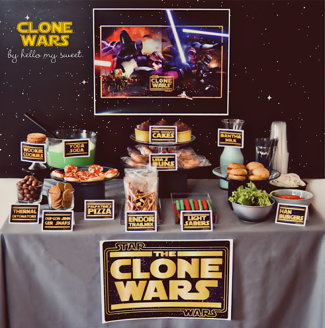 May The Fourth Be With You The Clone Wars printables