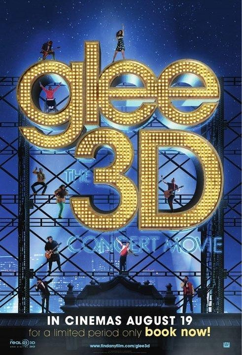 Glee: The 3D Concert Movie película online en español gratis