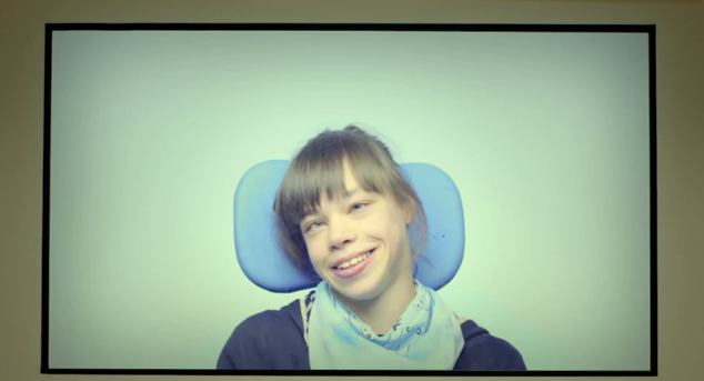 Seeing Child Not Disability >> Love That Max See The Child Behind The Disability Says This Video