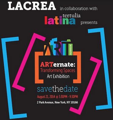 ARTernate / 2 Park Avenue, NYC / 2014
