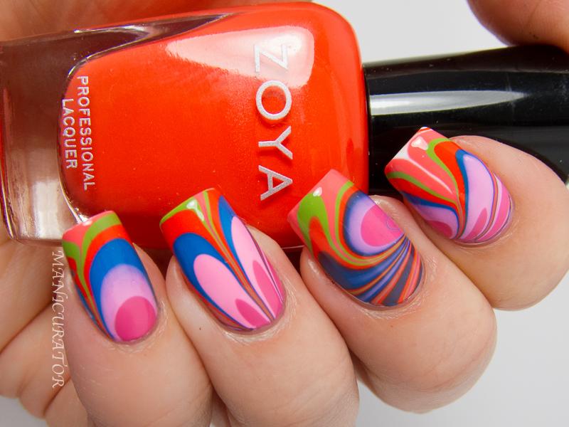 Zoya-Tickled-Watermarble-Nail-Art-Rocha