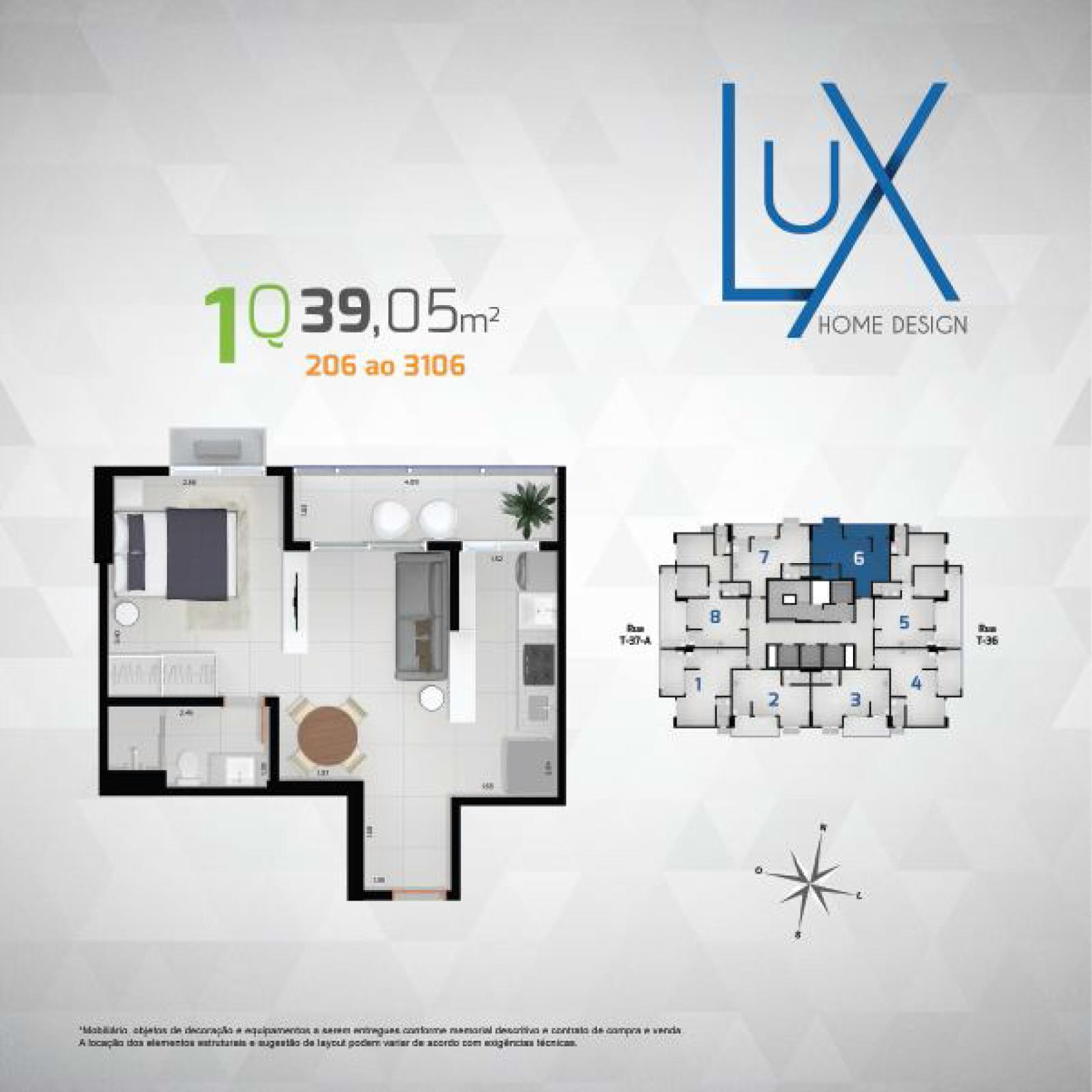 Exceptionnel Localização : Rua T 36 E Rua T 37 A, QD. 112 A, LTS 6 8/13 15, Setor Bueno,  Goiânia  GO