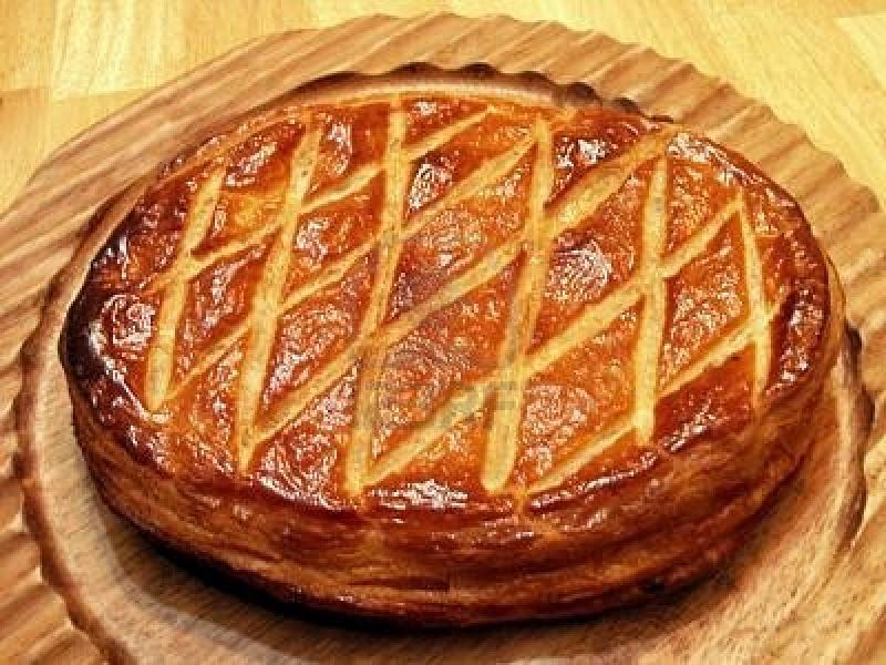 Mary m payne galette de roi king cake for Galette des rois decoration
