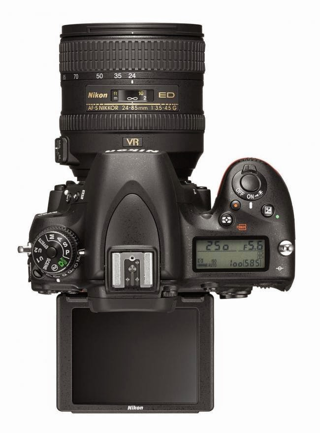 Nikon D750, all the information of the new Full Frame DSLR with adjustable Display, New Nikon D750 Specifications, New Nikon D750 DSLR HD Information and Price