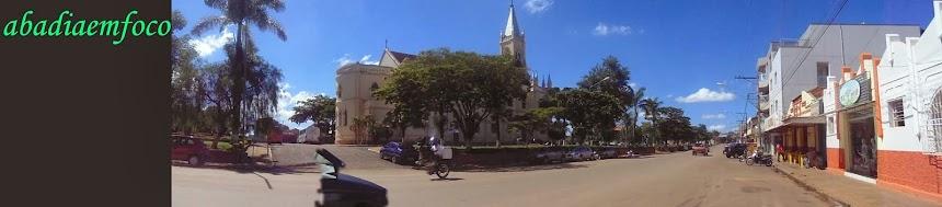 Praça da Matriz e Avenida