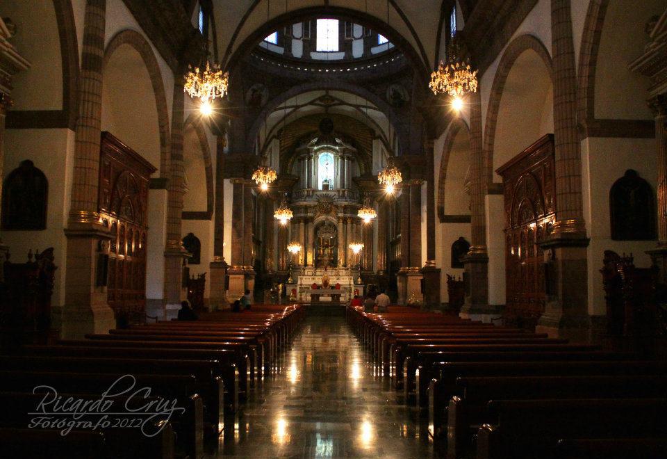 Jaime ramos m ndez interior de la catedral de zamora en for Catedral de zamora interior