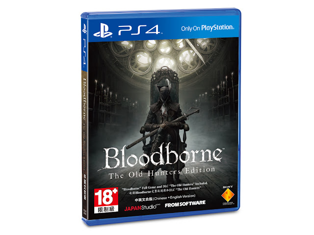Bloodborne: Old Hunters Edition