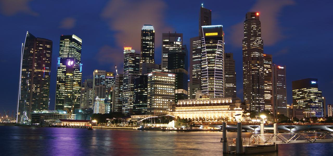 Singapur Uçak Bileti Al