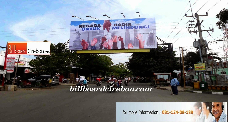 Pasang Billboard di Indramayu