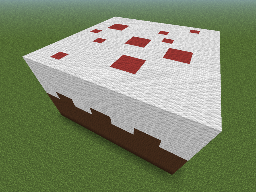 How Do You Eat Cake In Minecraft
