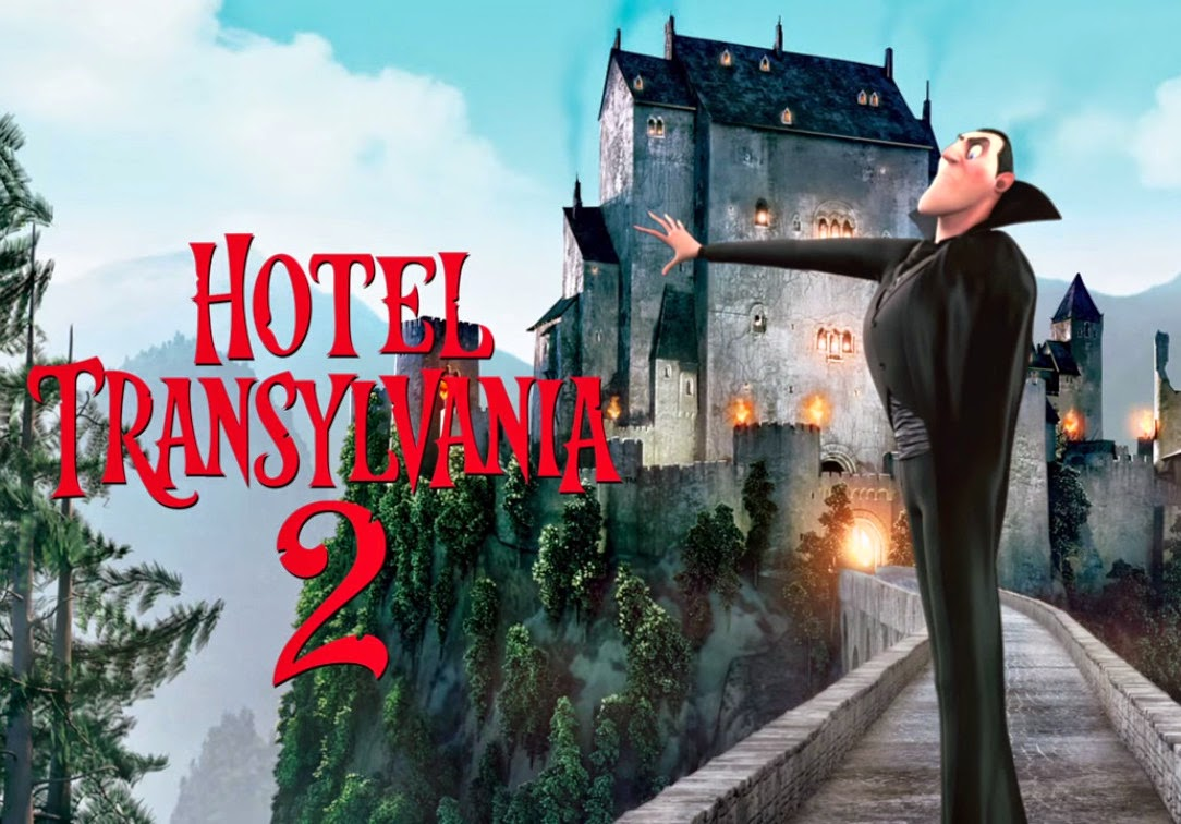 Hotel Transylvania 2: First Look