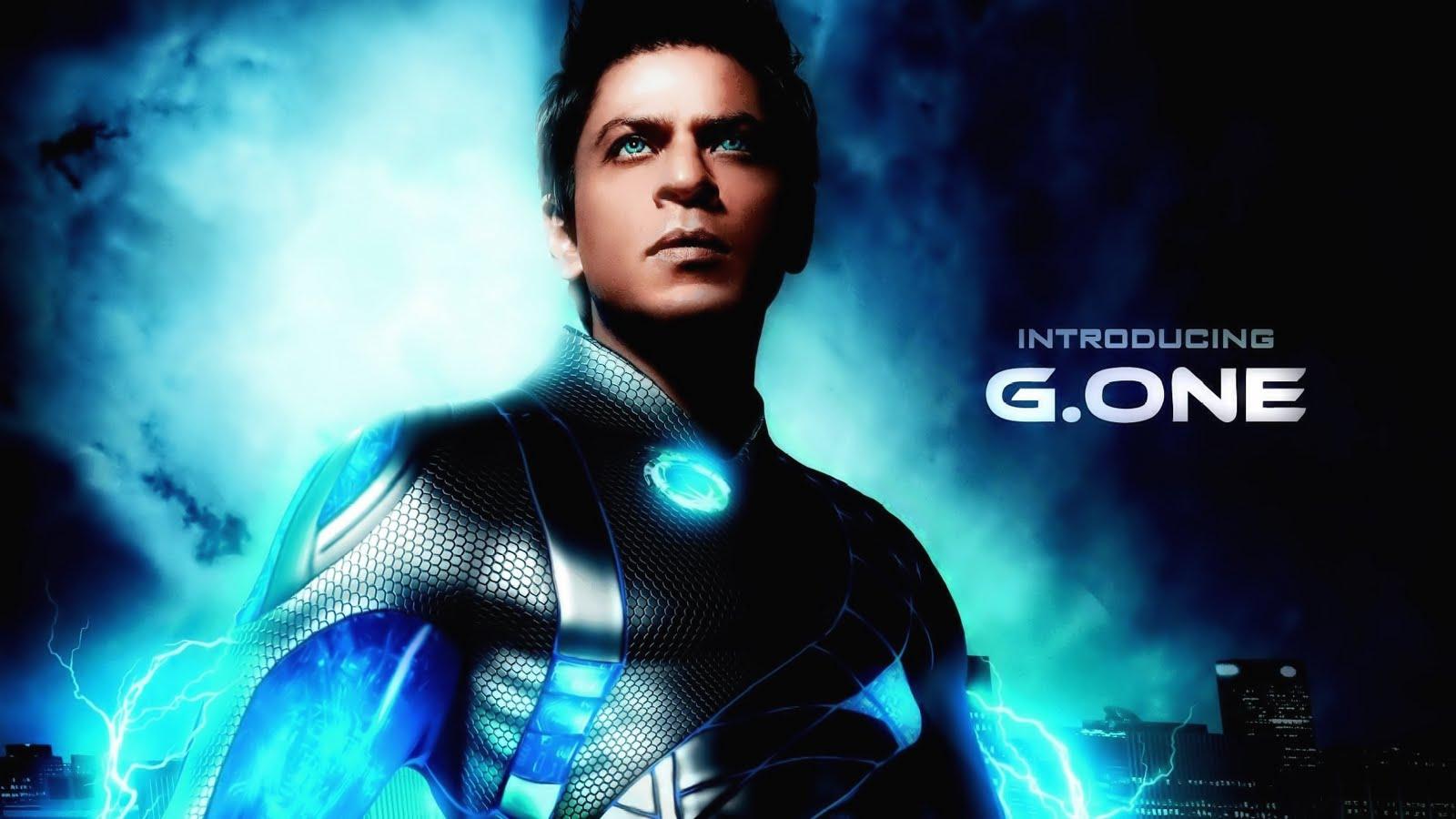 Shahrukh khan .Ra One movie HD wallapapers size 1920x1080