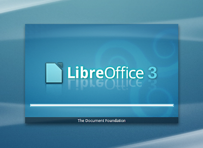 Alternative LibreOffice splash screens