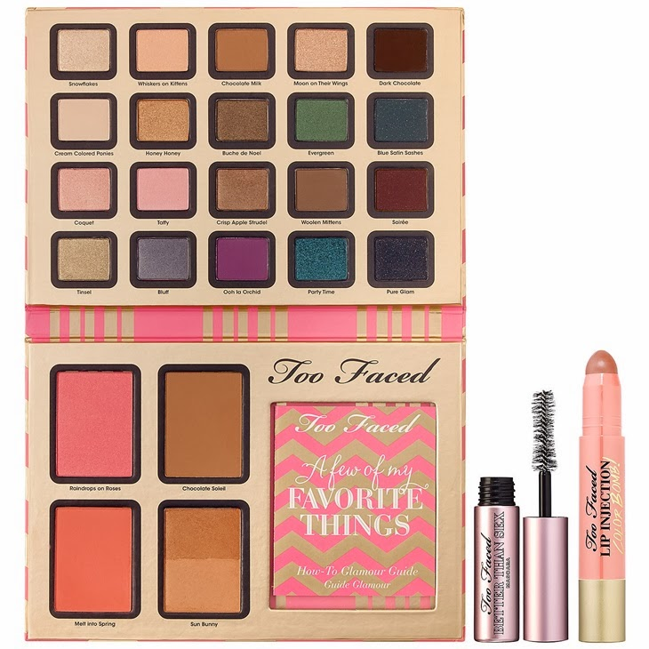 The Best Holiday Make-up Palettes and Gift Sets 2013