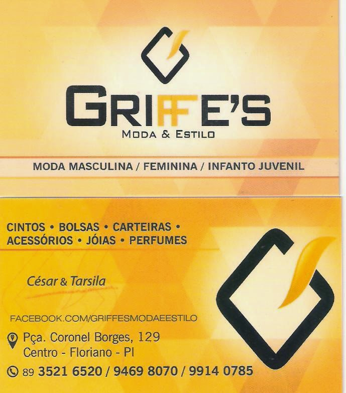 GRIFFE'S Moda & Estilo