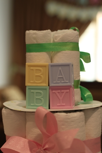 Aquarius Living: My first ever baby shower