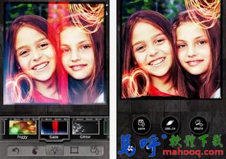 Pixlr-o-matic APK / APP Download、好用的懷舊相片處理軟體,Android APP