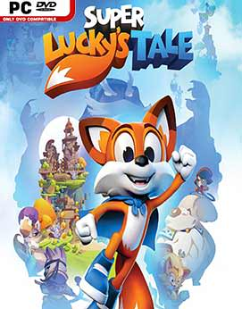 Super Luckys Tale Jogos Torrent Download capa