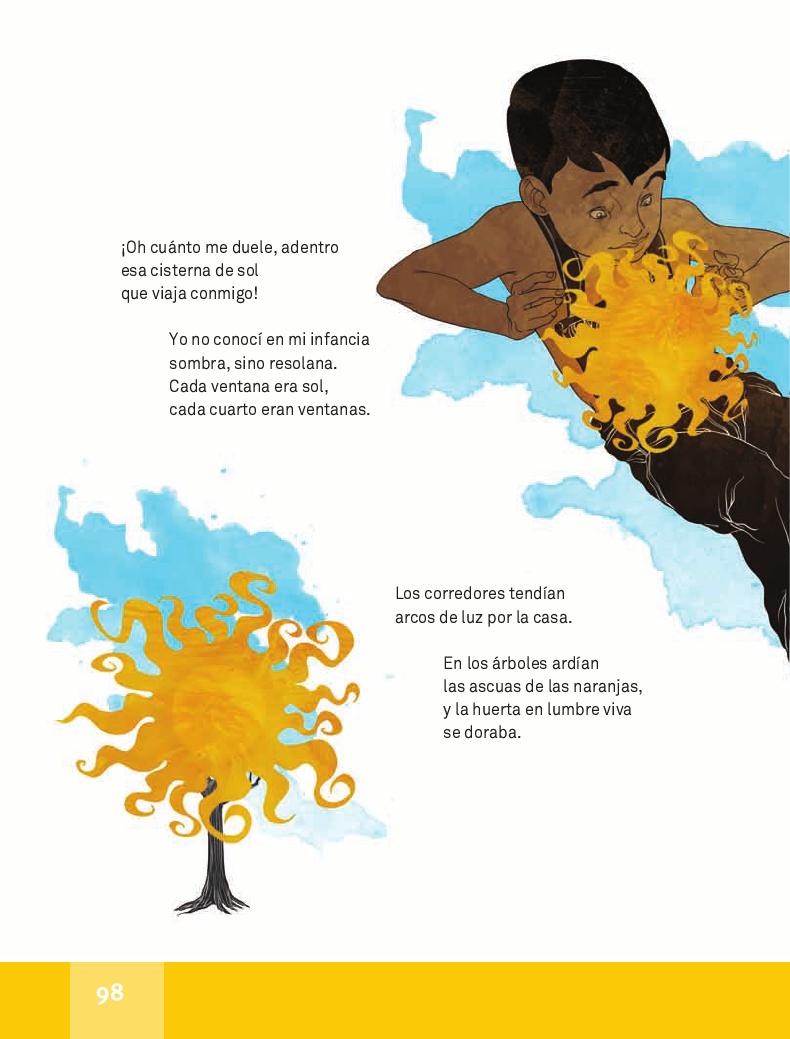 Sol de Monterrey - Español Lecturas 4to 2014-2015