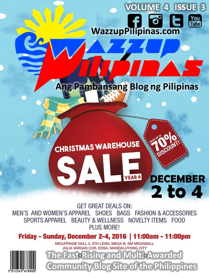 Christmas Warehouse Sale