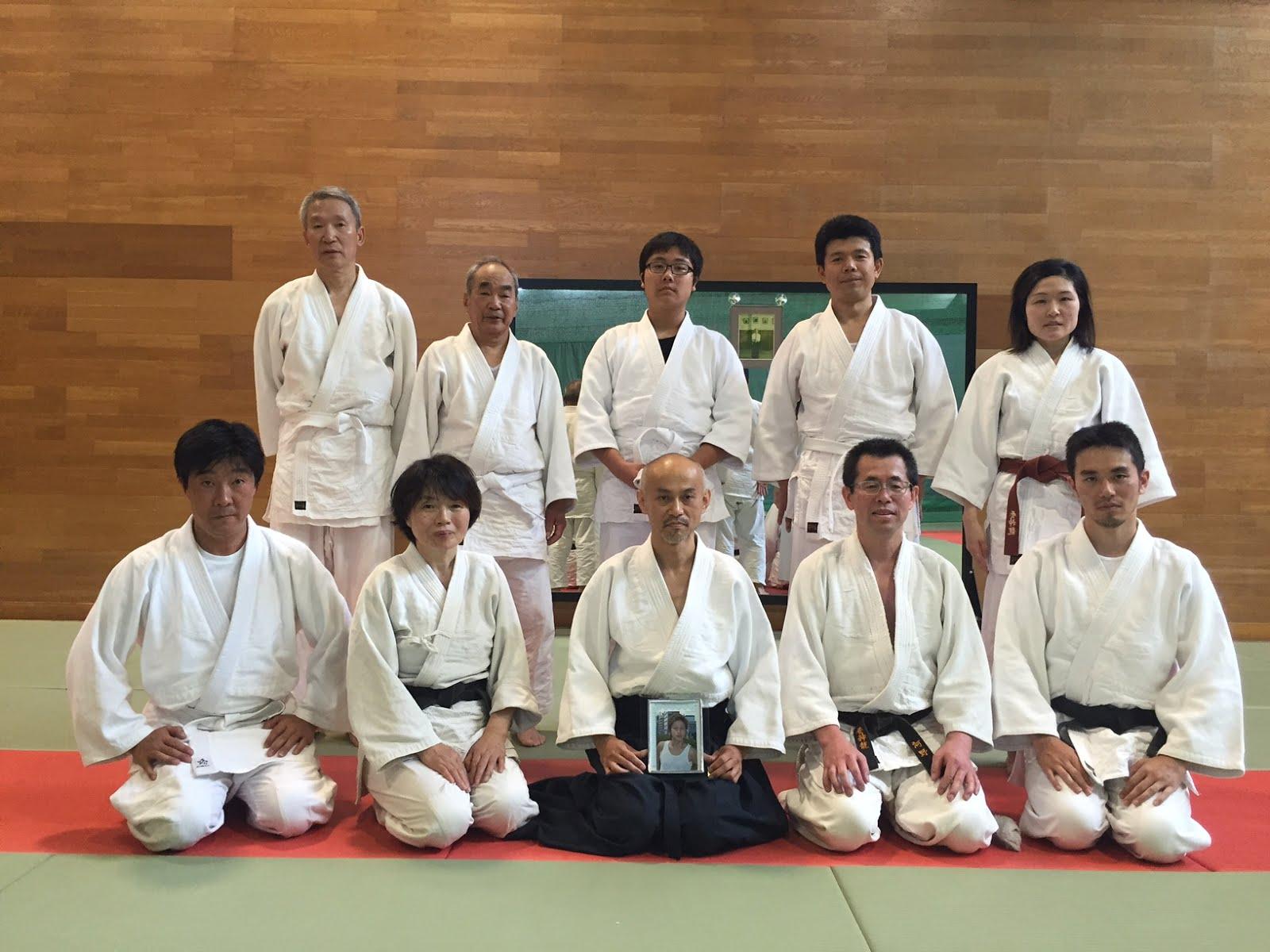 2016-6-4に集まった武道家