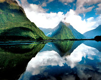Holiday in fiordland national park, mount cook, adventure
