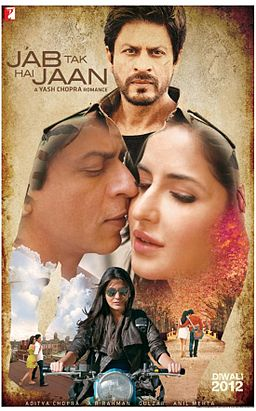 Jab Tak Hai Jaan Hindi Movie Watch Online