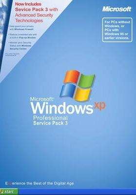 windows xp service pack 3 microsoft download center